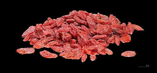 ягоды годжи сушеные цитрусовые